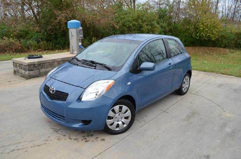 2008 Toyota Yaris for sale at West Chester Autos in Hamilton OH