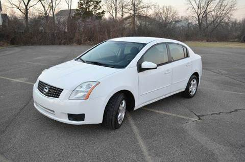 2007 Nissan Sentra for sale at West Chester Autos in Hamilton OH