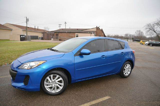 2012 Mazda MAZDA3 for sale at West Chester Autos in Hamilton OH