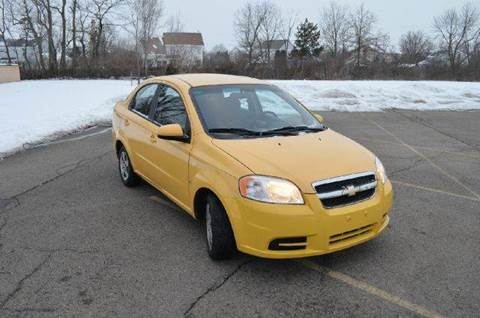 2008 Chevrolet Aveo for sale at West Chester Autos in Hamilton OH