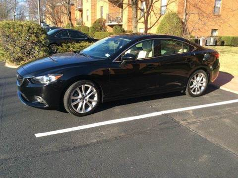 2014 Mazda MAZDA6 for sale at West Chester Autos in Hamilton OH