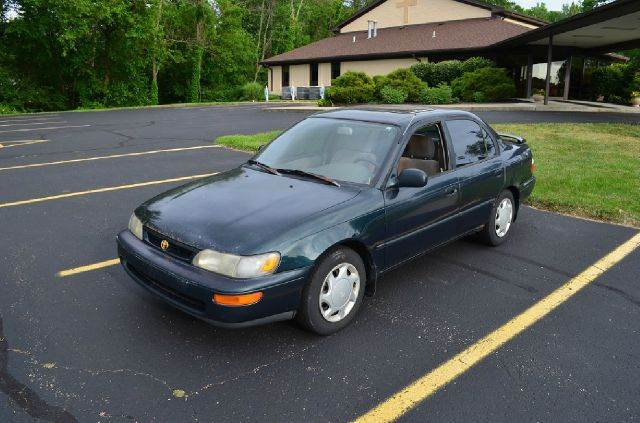 1997 Toyota Corolla Dx 4dr Sedan In West Chester Oh West Chester Autos