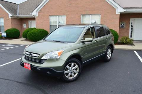 2007 Honda CR-V for sale at West Chester Autos in Hamilton OH