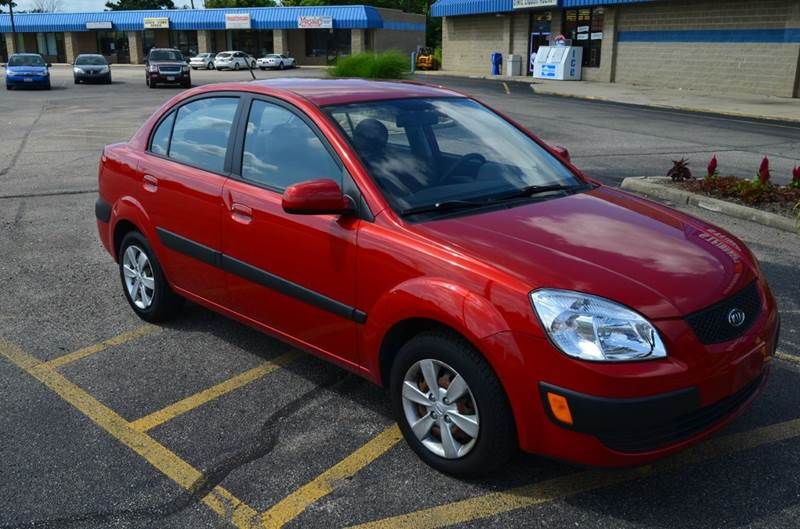 2009 Kia Rio for sale at West Chester Autos in Hamilton OH