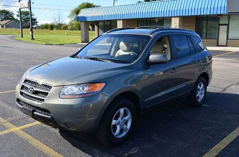 2007 Hyundai Santa Fe for sale at West Chester Autos in Hamilton OH