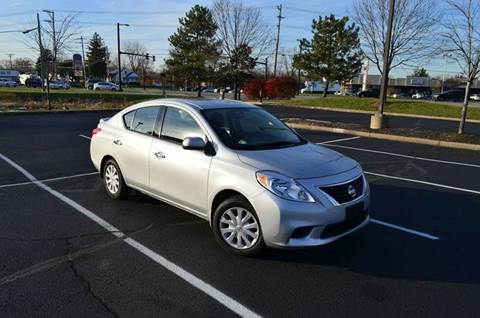 2014 Nissan Versa for sale at West Chester Autos in Hamilton OH