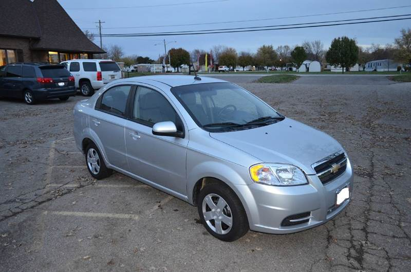 2011 Chevrolet Aveo for sale at West Chester Autos in Hamilton OH