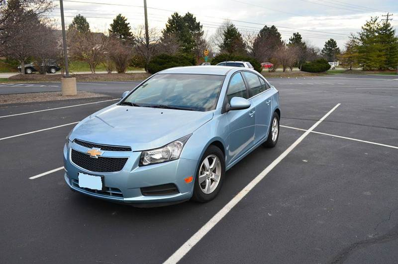 2011 Chevrolet Cruze for sale at West Chester Autos in Hamilton OH