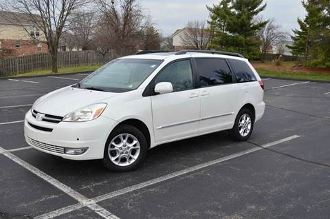 2005 Toyota Sienna for sale at West Chester Autos in Hamilton OH