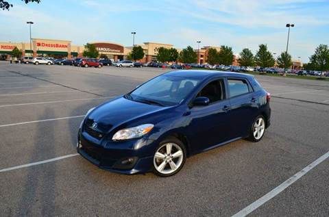 2009 Toyota Matrix for sale at West Chester Autos in Hamilton OH