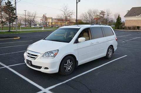 2006 Honda Odyssey for sale at West Chester Autos in Hamilton OH