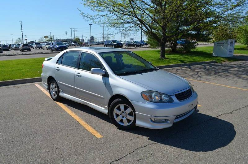2005 Toyota Corolla for sale at West Chester Autos in Hamilton OH
