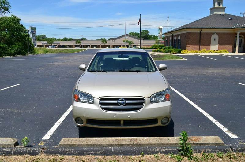 2002 Nissan Maxima for sale at West Chester Autos in Hamilton OH