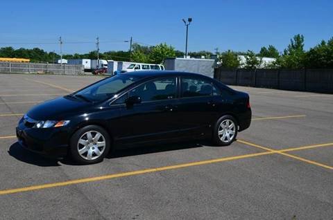 2011 Honda Civic for sale at West Chester Autos in Hamilton OH