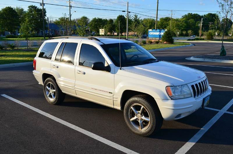 2002 Jeep Grand Cherokee for sale at West Chester Autos in Hamilton OH