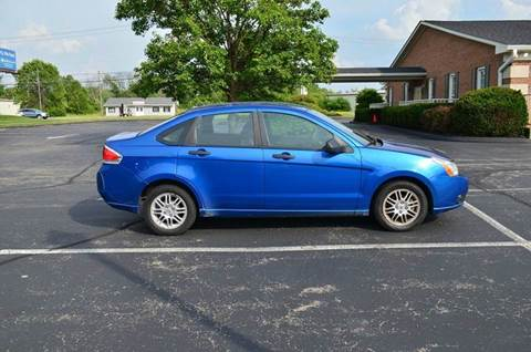 2010 Ford Focus for sale at West Chester Autos in Hamilton OH
