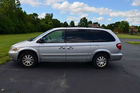 2003 Chrysler Town and Country for sale at West Chester Autos in Hamilton OH