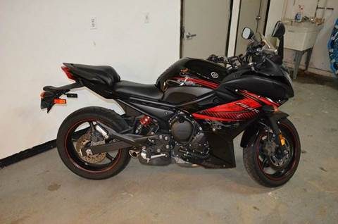 2012 Yamaha FZ6R for sale at West Chester Autos in Hamilton OH