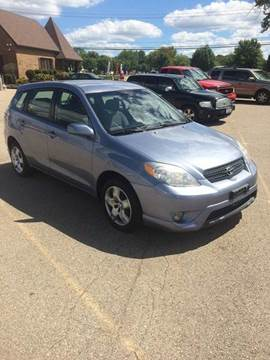 2007 Toyota Matrix for sale at West Chester Autos in Hamilton OH