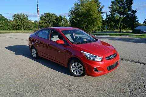 2015 Hyundai Accent for sale at West Chester Autos in Hamilton OH