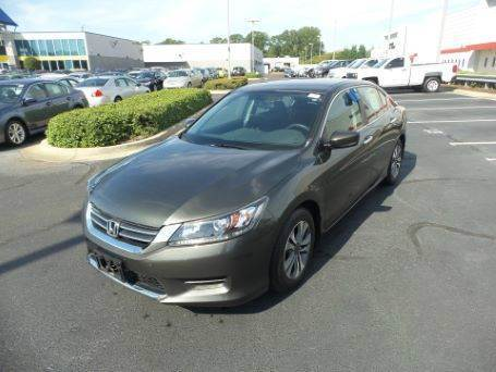 2013 Honda Accord for sale at West Chester Autos in Hamilton OH