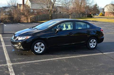 2013 Honda Civic for sale at West Chester Autos in Hamilton OH