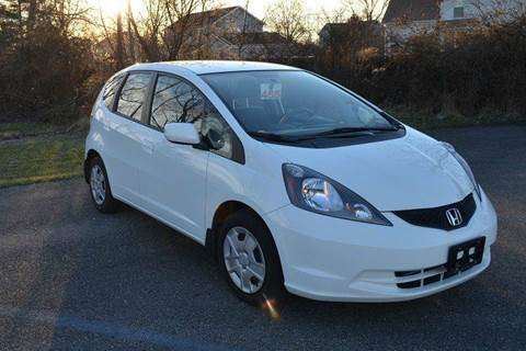 2013 Honda Fit for sale at West Chester Autos in Hamilton OH