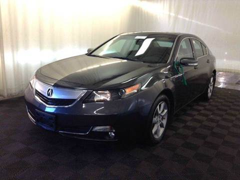 2013 Acura TL for sale at West Chester Autos in Hamilton OH