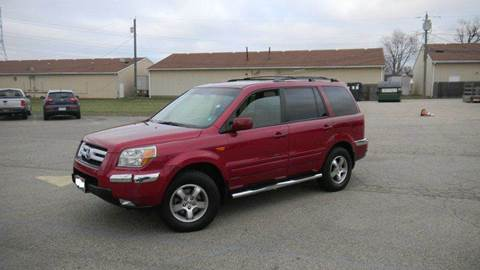 2006 Honda Pilot for sale at West Chester Autos in Hamilton OH