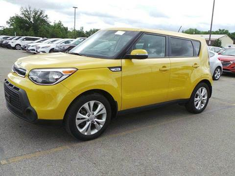 2014 Kia Soul for sale at West Chester Autos in Hamilton OH