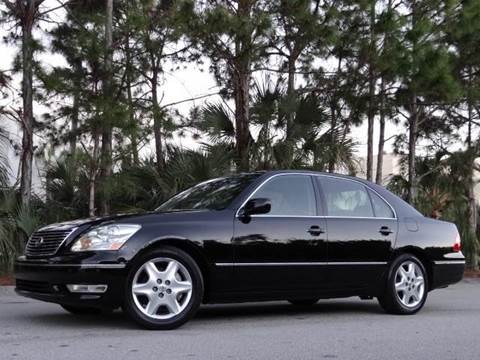 2003 Lexus LS 430 for sale at West Chester Autos in Hamilton OH