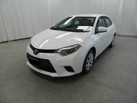 2014 Toyota Corolla for sale at West Chester Autos in Hamilton OH