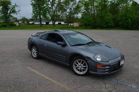 2002 Mitsubishi Eclipse for sale at West Chester Autos in Hamilton OH