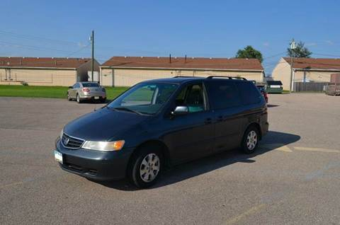 2004 Honda Odyssey for sale at West Chester Autos in Hamilton OH