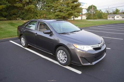 2014 Toyota Camry for sale at West Chester Autos in Hamilton OH