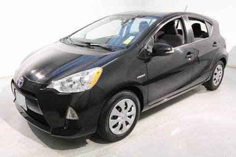 2014 Toyota Prius c for sale at West Chester Autos in Hamilton OH