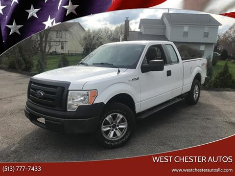 2011 Ford F-150 for sale at West Chester Autos in Hamilton OH