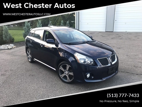 2009 Pontiac Vibe for sale in Hamilton, OH