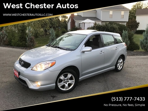 2006 Toyota Matrix for sale at West Chester Autos in Hamilton OH