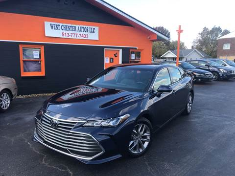 2019 Toyota Avalon for sale at West Chester Autos in Hamilton OH