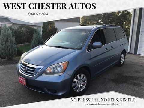 2008 Honda Odyssey for sale at West Chester Autos in Hamilton OH
