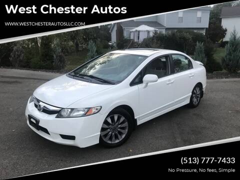 2009 Honda Civic for sale at West Chester Autos in Hamilton OH