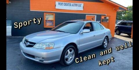 2003 Acura TL for sale at West Chester Autos in Hamilton OH