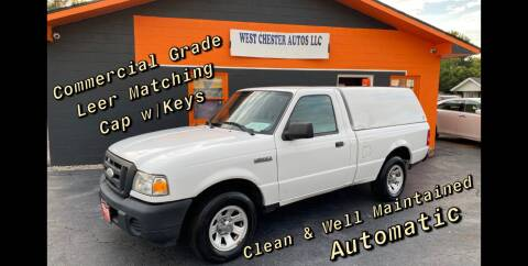 2009 Ford Ranger for sale at West Chester Autos in Hamilton OH