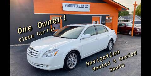 2006 Toyota Avalon for sale at West Chester Autos in Hamilton OH