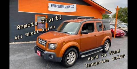 2008 Honda Element for sale at West Chester Autos in Hamilton OH