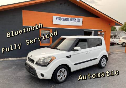 2013 Kia Soul for sale at West Chester Autos in Hamilton OH