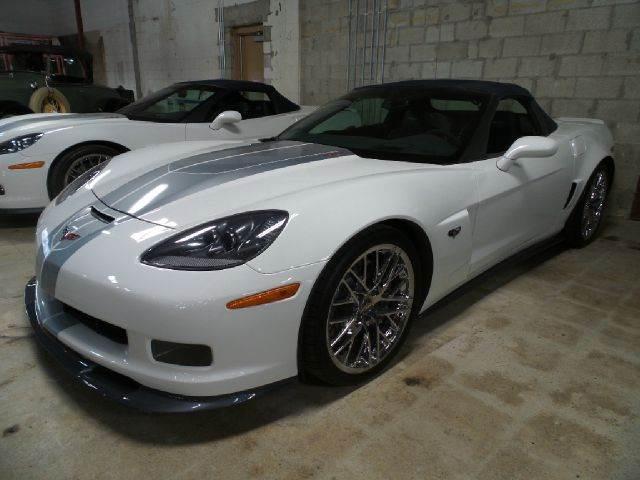 2013 Chevrolet Corvette for sale at Mac's Sport & Classic Cars in Saginaw MI