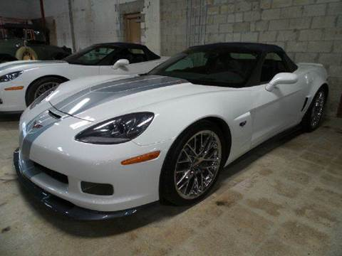 2013 Chevrolet Corvette for sale at Mac's Sport & Classic Cars in Saginaw MI