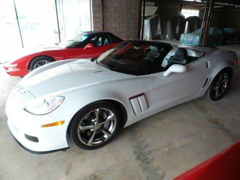 2012 Chevrolet Corvette for sale at Mac's Sport & Classic Cars in Saginaw MI